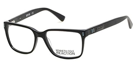 24d0f8fe5d9 Eyeglasses Kenneth Cole Reaction KC 786 KC0786 002 matte black  Amazon.ca   Clothing   Accessories