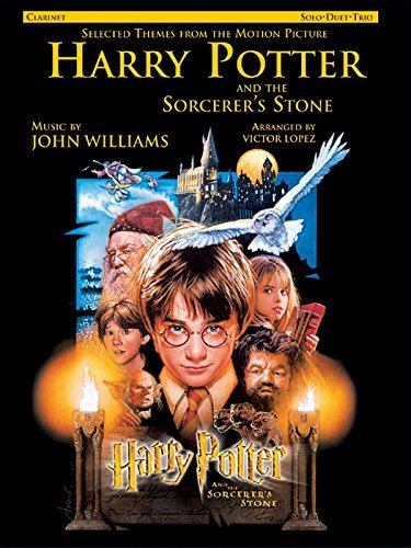 By John Williams Selected Themes from the Motion Picture Harry Potter and the Sorcerer's Stone: Clarinet (Instrumenta [Paperback]