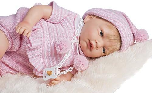 Bebe reborn-Baby reborn Bebes reborn Bebe muñeca Ref 709 Nines Artesanals dOnil