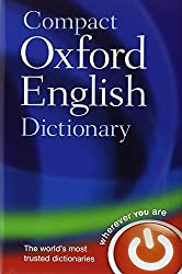Compact Oxford English Dictionary of Current English (Diccionario Oxford Compact)