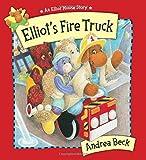 Elliot's Fire Truck, Andrea Beck, 1554691435