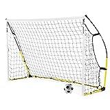 SKLZ Quickster Soccer Net - Quick Set Up Soccer Goal (Kickster)