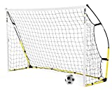 SKLZ Quickster Soccer Goal- Quick Set-Up, Ultra Portable Soccer Goal (8x5 Foot)