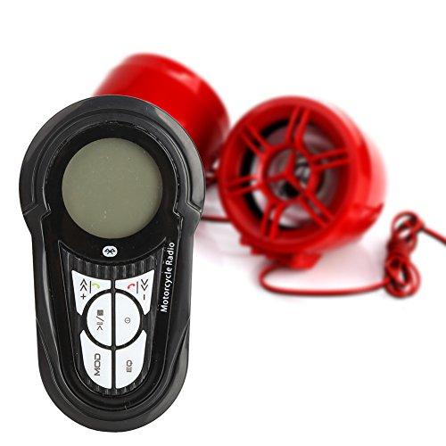 Rupse Waterproof Motorcycle Handlebar Bluetooth product image
