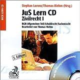 JuS Lern CD Zivilrecht I. 3. Edition 2002. CD- ROM für Windows 95/98/ NT 4.0/2000. BGB Allgemeiner Teil, Schuldrecht, Sachenrecht.