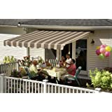Amazon.com : Sunsetter 16FT Sage 1000XT Retractable Awning ...