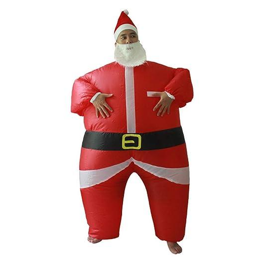 Disfraces de navidad para Adultos Traje Inflable de la Bola del ...