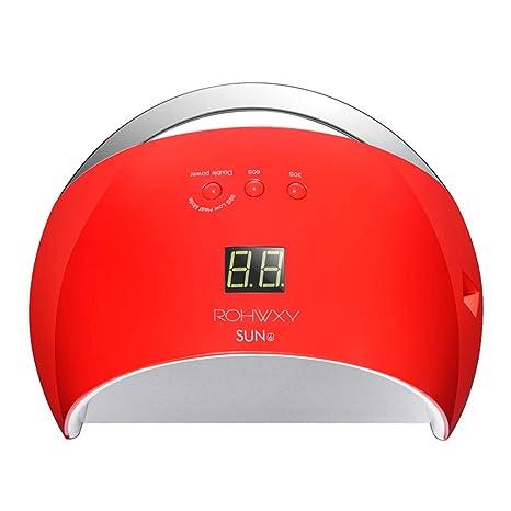 Secadores de uñas,Luz solar inteligente, herramienta de uñas, máquina de fototerapia,