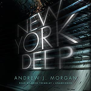 New York Deep Audiobook