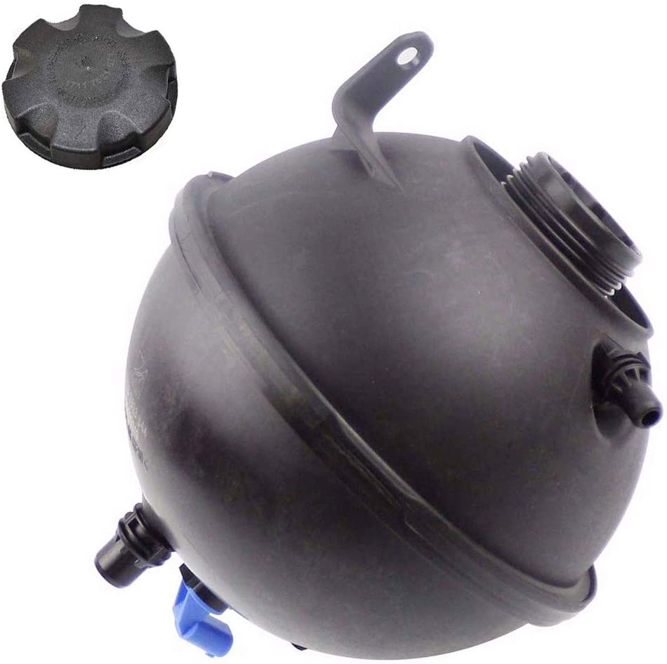 BMW ENGINE WATER COOLANT RECOVERY RESERVOIR EXPANSION TANK WITH SENSOR