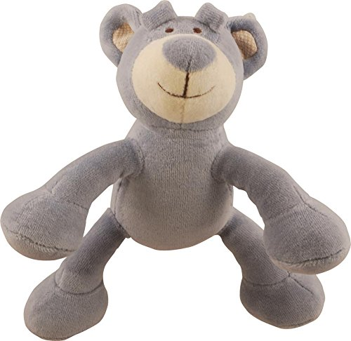 Simply Fido Wally 6-Inch Petite Blue Bear Squeaker Dog Toy Review