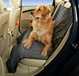 Cheap High Road Wag'nRide Car Bench Seat Cover for Dogs with Waterproof Lining
