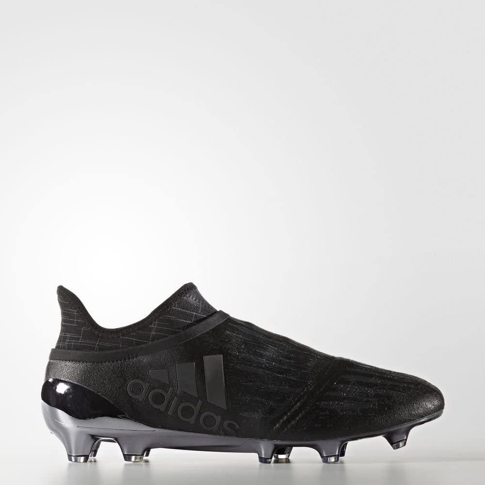 delicadeza valores frente  Adidas X 16+ Purechaos FG Soccer Cleats (Black, Dark Grey): Amazon ...