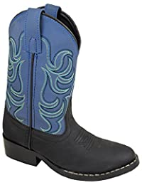 Smoky Mountain Childrens Monterey Western Cowboy Botas