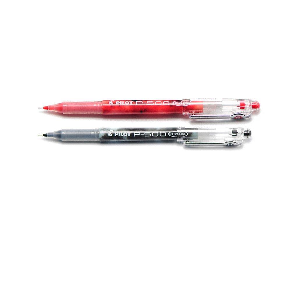 Hoolik Retractable 0.5mm Gel Ink Pens forPainting and Writing (Pack 6)