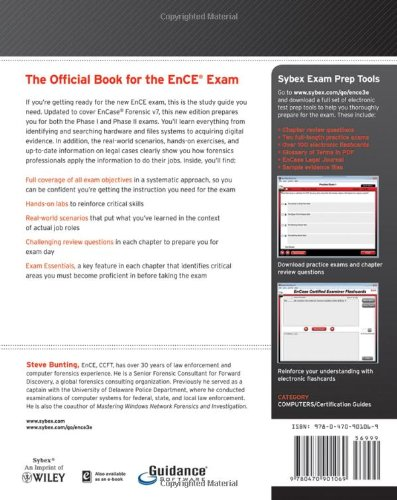 9780470901069: EnCase Computer Forensics -- The Official ...
