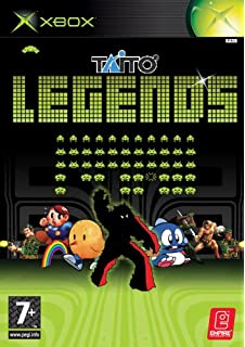 Taito Legends (UK)