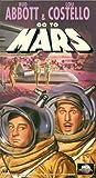 Abbott & Costello Go to Mars [VHS]