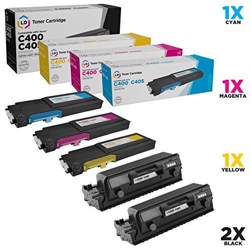 LD Compatible Toner Cartridge Replacements for Xerox Versali