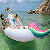 Inflatable Toy Caterpillar Swimming Pool Float Raft Lounger, Best Birthday Gift