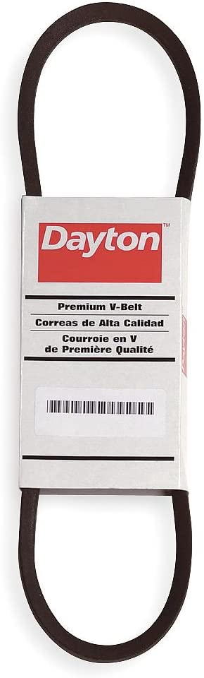 Dayton 5L540 V Belt,5l,21//32x54 In 5L540