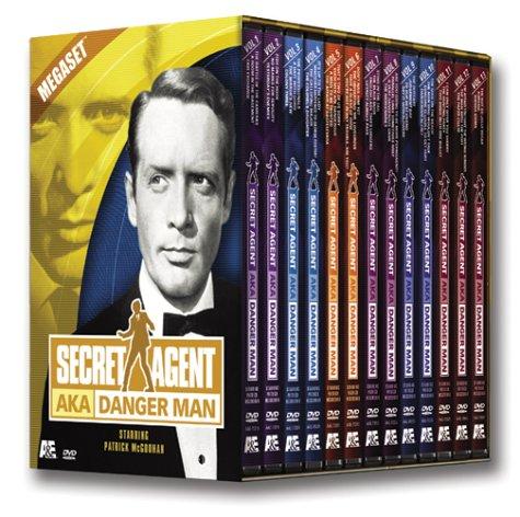 Secret Agent AKA Danger Man Megaset by A&E