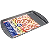 Wilton Perfect Results Premium Non-Stick Bakeware Cookie Sheet, 15 x 10-Inch