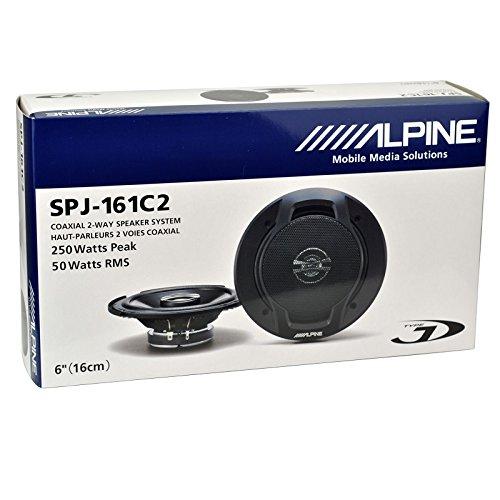 Alpine SPJ-161C2 6