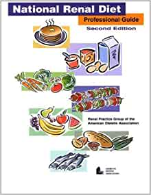 Renal Diet for People with Kidney Failure or Disease