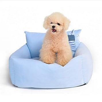 Wuwenw Productos Para Mascotas Cama De Perro Esteras De Sofá Extraíble Calentamiento De Invierno Cama Para
