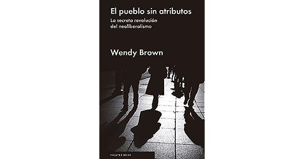 Amazon.com: El pueblo sin atributos: La secreta revolución ...