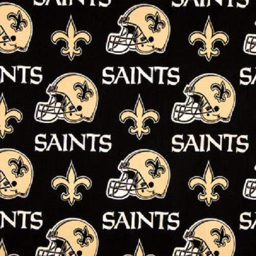 New Orleans Saints Dog Bandana Small