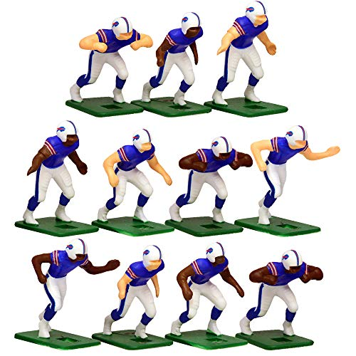 Buffalo Bills Home Jersey NFL Action Figure Set