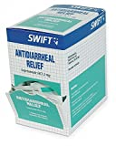 Honeywell 1751001 North by Swift First Aid Anti-Diarrhea Relief Tablet, Plastic, 1'' x 1'' x 1''