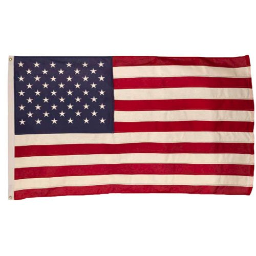 American Flag 5ft x 8ft Cotton Best Brand by Valley Forge