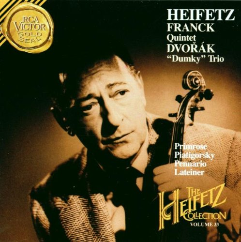 The Heifetz Collection, Vol. 33
