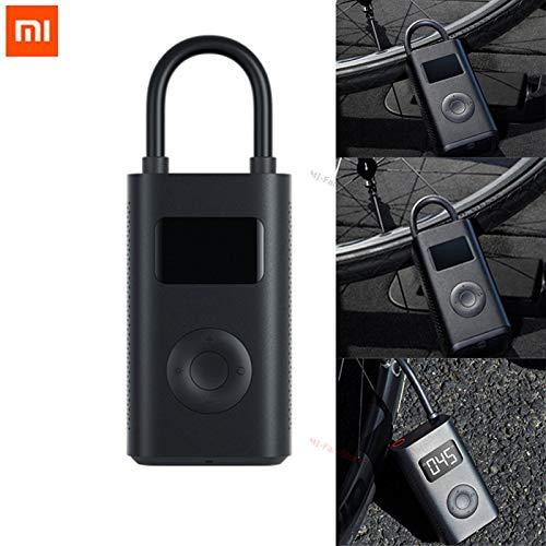 Xiaomi Pompa ad Aria elettrica Mijia Ricaricabile 150PSI Intelligente Digitale rilevamento della Pressione dei Pneumatici per Calcio Auto Bici Pompa