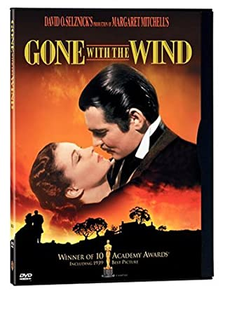 amazon com gone with the wind clark gable vivien leigh thomas