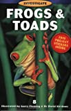 Frogs and Toads, Whitecap Books Staff, 1552851303