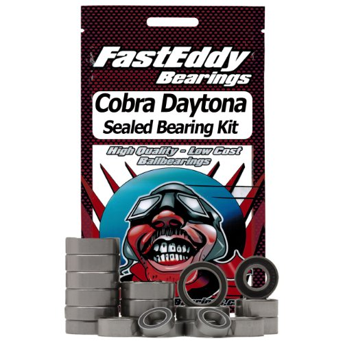 Kyosho Cobra Daytona Sealed Ball Bearing Kit for RC Cars (Daytona Bearings)