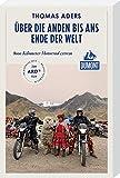Über die Anden bis ans Ende der Welt (DuMont Reiseabenteuer): 8000 Kilometer Motorrad extrem