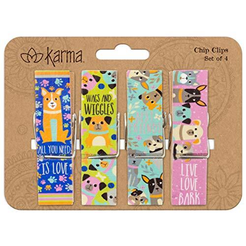 Karma Gifts KA202522 - Clips de chip para perro