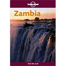 Lonely Planet Zambia 1st Ed.: 1st Edition