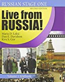 Live from Russia! Vol 1, Lekic/Davidson/Gor, 0757557570