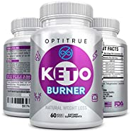 Natural Weight Loss Keto Diet Pills That Work Fast for Women and Men-Appetite Suppressant Carb Blocker Ketogenic Fat Burner Pills with Raspberry Ketones-Garcinia Cambogia-Green Coffee Bean-Green Tea