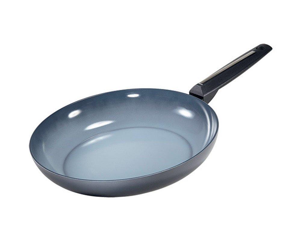 Moneta 2390128 Azul Gres Frying Pan, 11.5-Inch