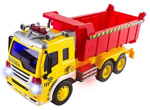 dump trucks with sound - 1