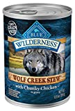 Blue Buffalo Wilderness Wolf Creek Stew High Prote...