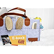 Baby Diapers Caddy Organizer for Boys and Girls Travel...