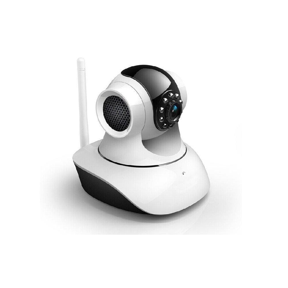 720p高清无线监控摄像头网络摄像机ip